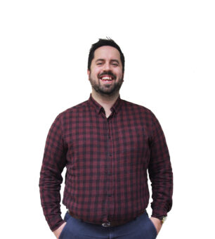 Aaron Ripper - Customer Success Manager