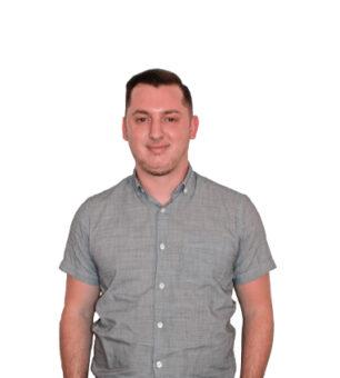 Daniel Cherrington - Head of Development