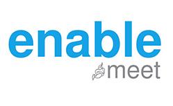 enable meet logo