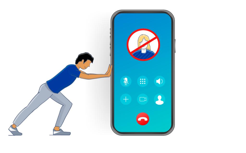 Blocked calls - VoIP