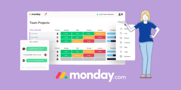 Why monday.com is the perfect project planning tool