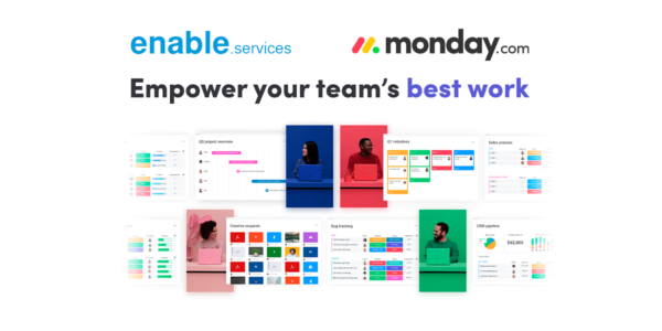 Empower your team's best work with monday.com