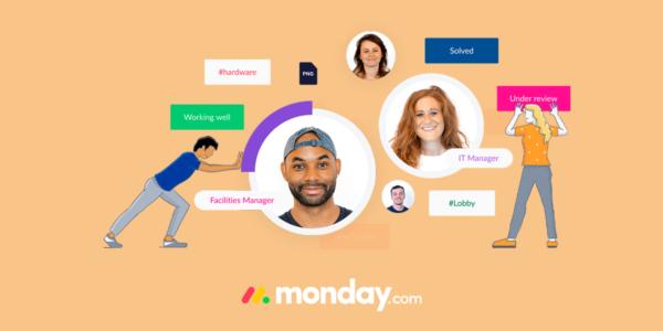 The monday.com IT management solution