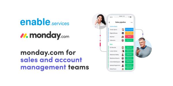 monday.com for sales teams
