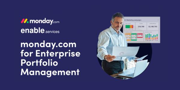 monday.com for Enterprise Portfolio Management
