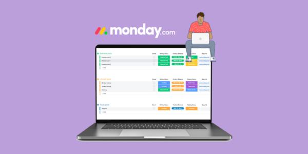 Easy social media management with monday.com