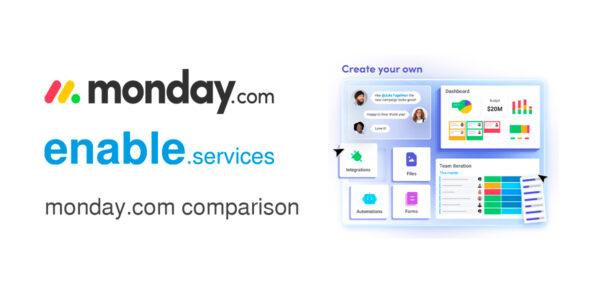 monday.com comparison