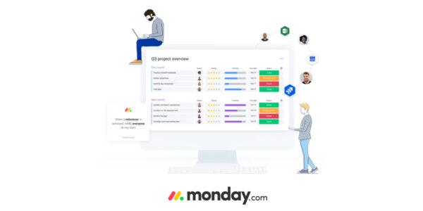 monday.com's latest product updates