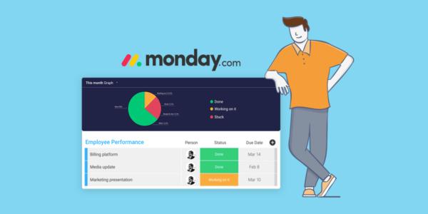 Why do businesses use monday.com for HR?